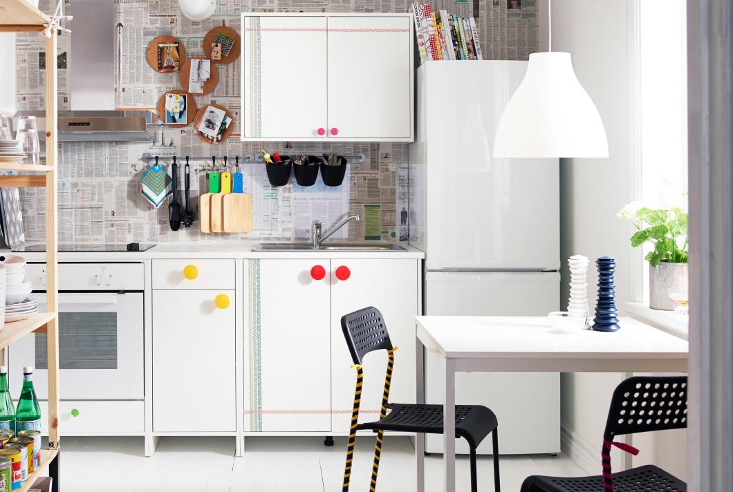 Temukan Berbagai Macam Lemari Dapur Berkualitas di Ikea
